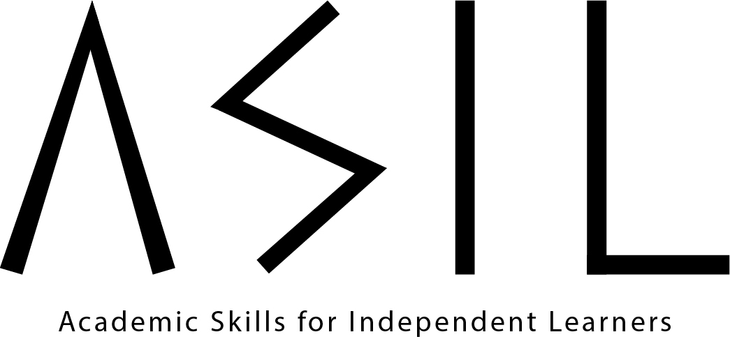 Academic Skills for Independent Learners